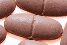 Free Pills. Stock Photos - 6455043