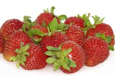 Free Fresh Strawberry Stock Photography - 6455542