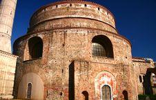 Free Rodonta Temple In Greece Stock Photos - 6456423