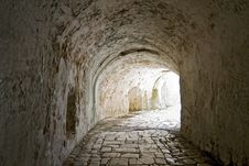 Free Tunnel Passage Royalty Free Stock Photos - 6457088
