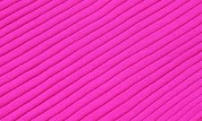 Free Pink Ribbed Background Stock Photography - 6457302