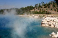 Free Blue Lake Stock Images - 6457394