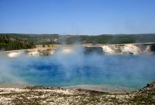 Free Blue Pool Stock Image - 6457401