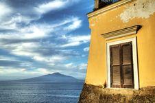 Free Mt Vesuvius Royalty Free Stock Photography - 6458577