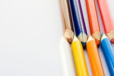 Free Crayons Royalty Free Stock Photography - 6459237