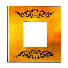Free Golden Frame Stock Photo - 6459400
