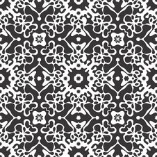 Free Abstract Seamless Pattern Royalty Free Stock Photo - 6459525