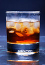 Free Drink With Ice Cube Royalty Free Stock Photo - 6461445