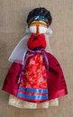 Free The Ukrainian National Doll Royalty Free Stock Photo - 6467155
