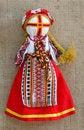 Free The Ukrainian National Doll Royalty Free Stock Photography - 6467157