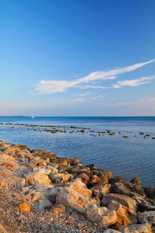 Free Sea Landscape Royalty Free Stock Photography - 6460047