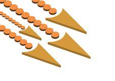 Free Arrows - Royalty Free Stock Photo - 6460295
