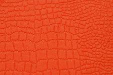 Free Orange Leather Stock Images - 6460664