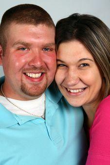 Free Happy Couple Royalty Free Stock Photos - 6460768