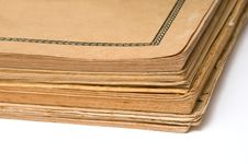 Free Antique Text Books Royalty Free Stock Image - 6462346
