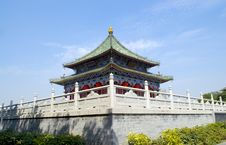 Free Chinese Building Royalty Free Stock Photography - 6462567