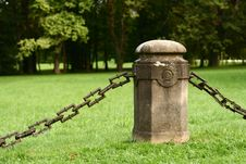 Free Iron Chain Royalty Free Stock Photography - 6463117