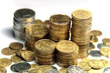 Free Ukrainian Coins Royalty Free Stock Photos - 6463188