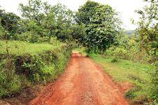 Free Natural Road Royalty Free Stock Photos - 6463328