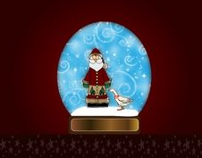 Free Snow Globe Stock Image - 6463811