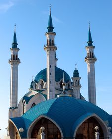 Free Kol Sharif Mosque 03 Stock Photo - 6463910