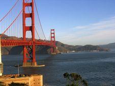 Free Golden Gate Bridge Stock Image - 6464051