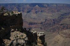 Free South Rim At Grand Canyon Stock Photo - 6464220