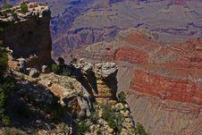 Free South Rim At Grand Canyon Stock Photos - 6464233