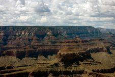 Free South Rim At Grand Canyon Royalty Free Stock Image - 6464276