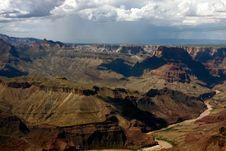 Free South Rim At Grand Canyon Royalty Free Stock Images - 6464279