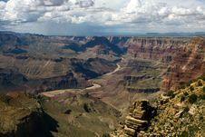 Free South Rim At Grand Canyon Stock Photos - 6464283