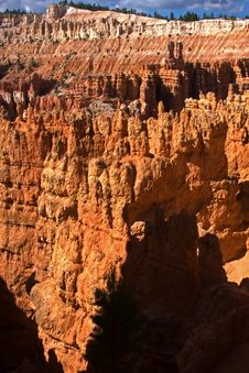 Free Bryce Canyon Royalty Free Stock Photography - 6464437