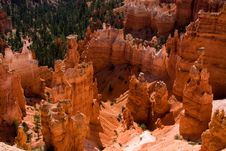 Free Bryce Canyon Royalty Free Stock Images - 6464449