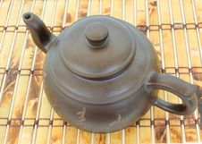 Free Teapot Royalty Free Stock Photography - 6465197