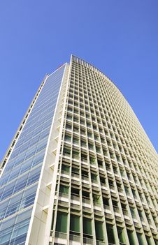 Free Structure Of Office Building Stock Image - 6465551