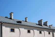 Free Roof Royalty Free Stock Images - 6465629