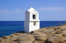 Free Greek Shrine Stock Photo - 6465770