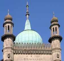 Free Royal Dome Stock Photography - 6465852