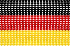 Free Germany Heart Flag Stock Photo - 6466150