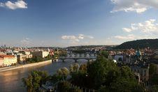 Free Prague View Royalty Free Stock Photography - 6466327