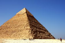 Free Pyramid Royalty Free Stock Images - 6466949