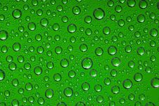 Free Water Drops Stock Photography - 6467082