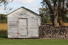 Free Old Shed Royalty Free Stock Image - 6467156