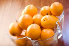 Free Oranges Royalty Free Stock Photo - 6467445
