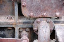 Free Rusty Bolts Stock Images - 6468214