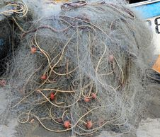 Free A Fishing Net Stock Image - 6468271