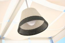 Free Outdoor Lampshade Stock Photography - 6468452