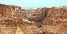 Free Canyon In Israel Royalty Free Stock Photos - 6468828