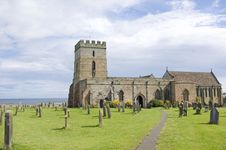 Free Parish Church Of St Aidans Stock Photography - 6469112
