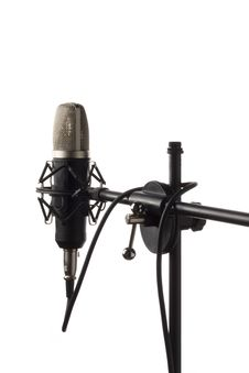 Free Microphone Royalty Free Stock Images - 6469249